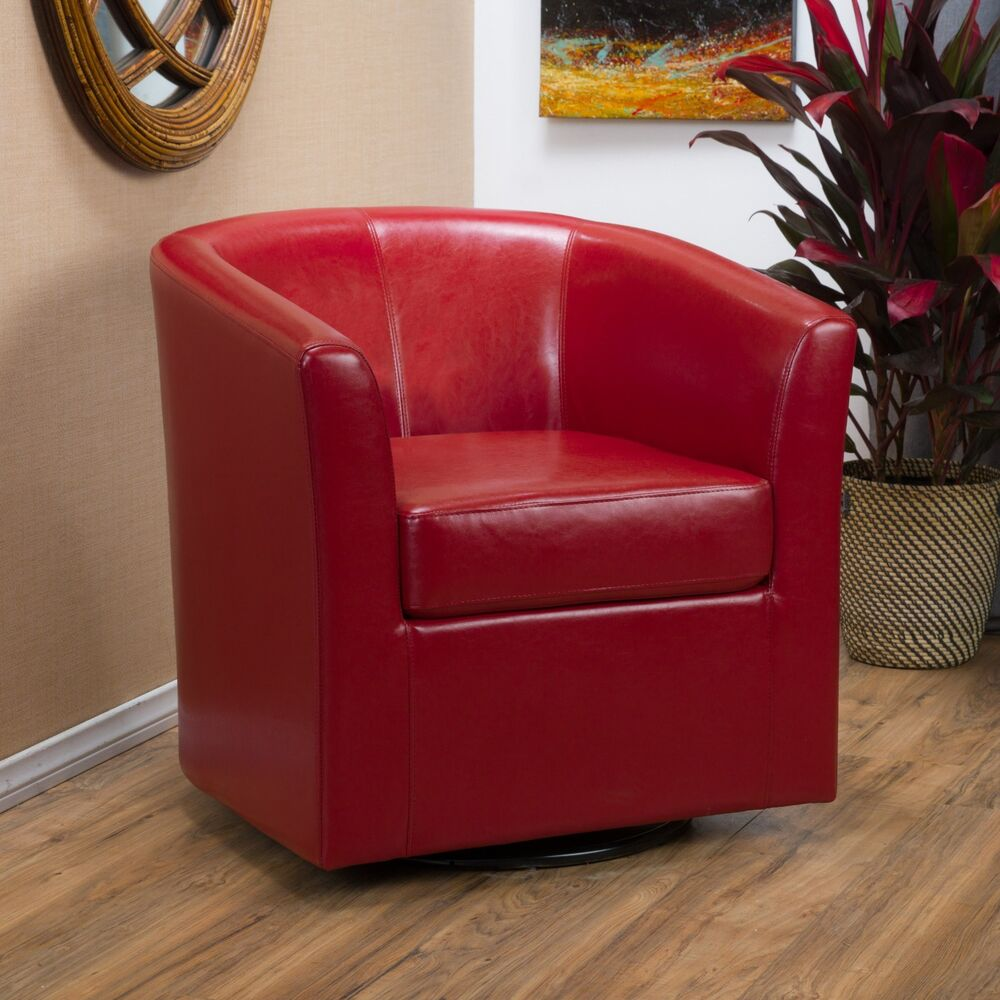 Fabric Swivel Chairs Living Room
