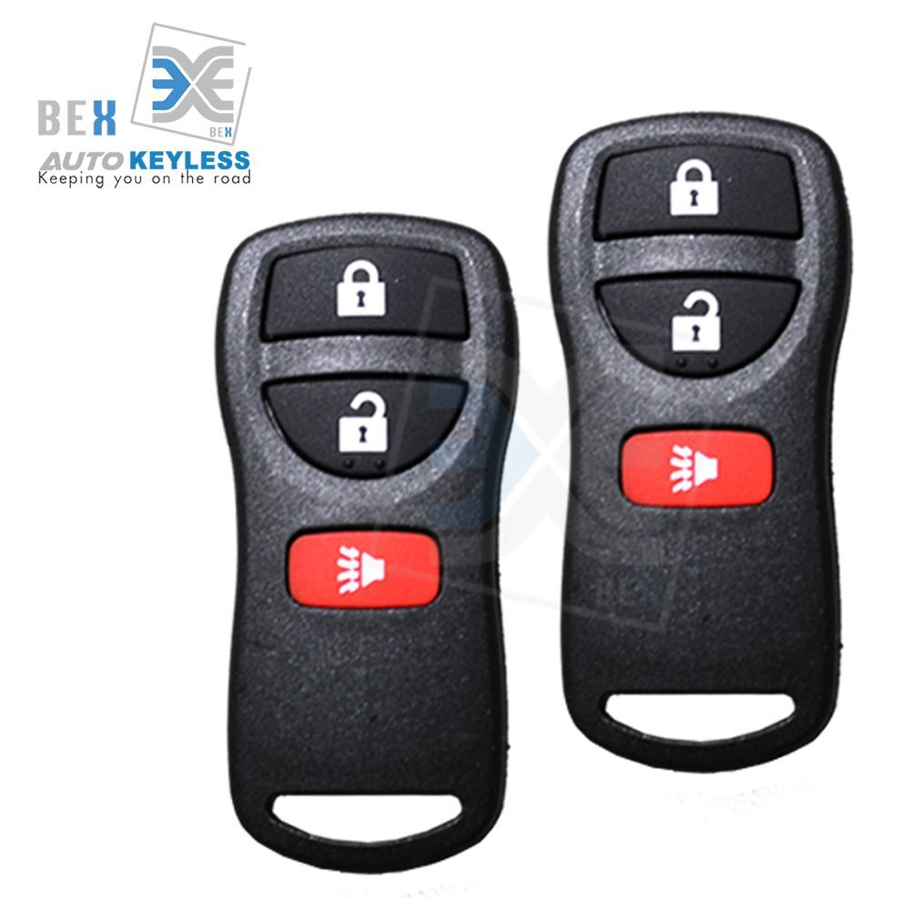 2009 Nissan Altima Key Replacement
