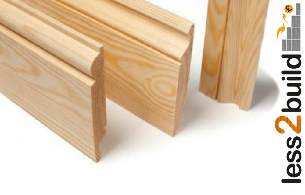 Pine Skirting Board And Architrave TorusOgee Double