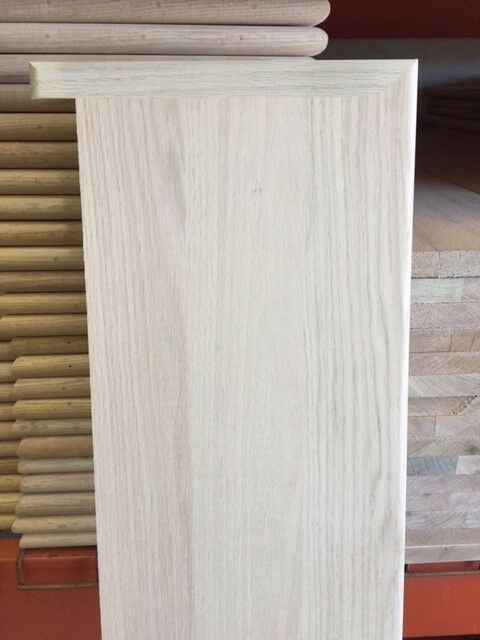 Solid Red Oak Wood Stair Treads 1 Thick X 11 1 2 Width | 36 Inch Oak Stair Treads