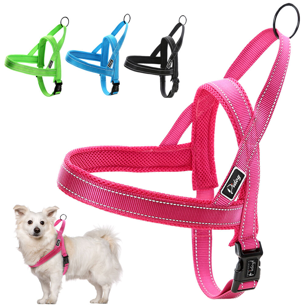 Reflective Nylon No Pull Dog Harness Quick Fit For Dog