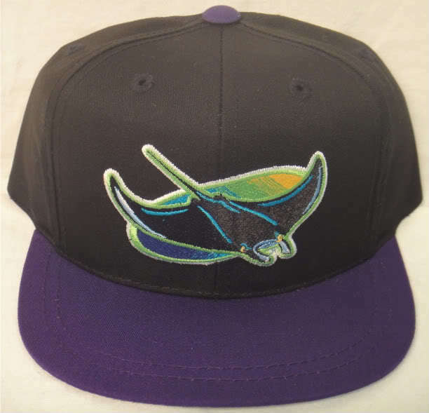 Rays Hat Bay Tampa Snapback