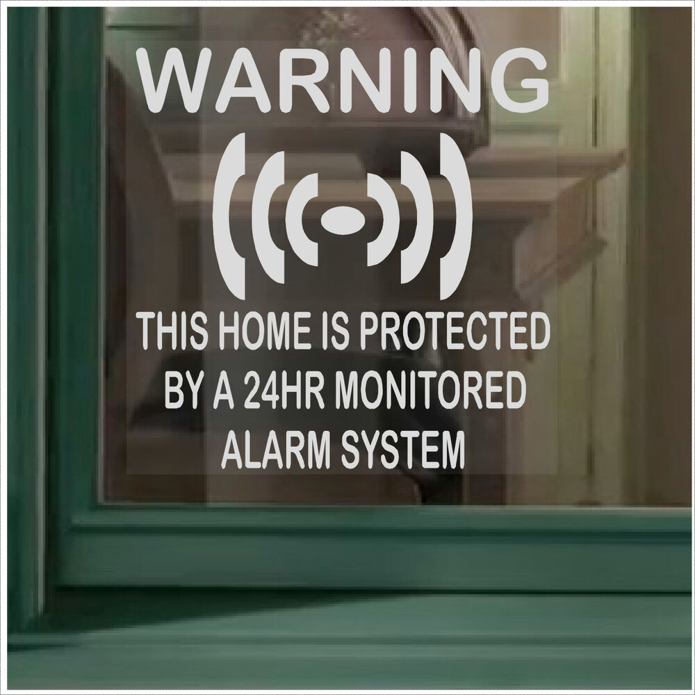 Monitored House Alarms