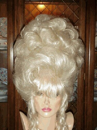 SIN CITY WIGS BLONDE BEAUTY FIERCE HOT UP DO FULL PERFECT