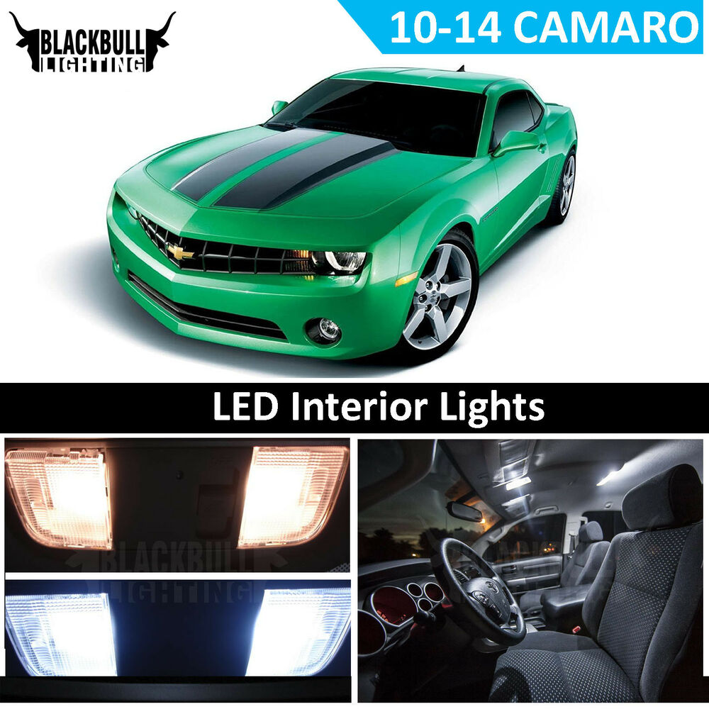 Camaro Light Bulbs