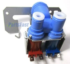 WR57X10051 DUAL WATER INLET VALVE WITH QUICK CONNECT FOR
