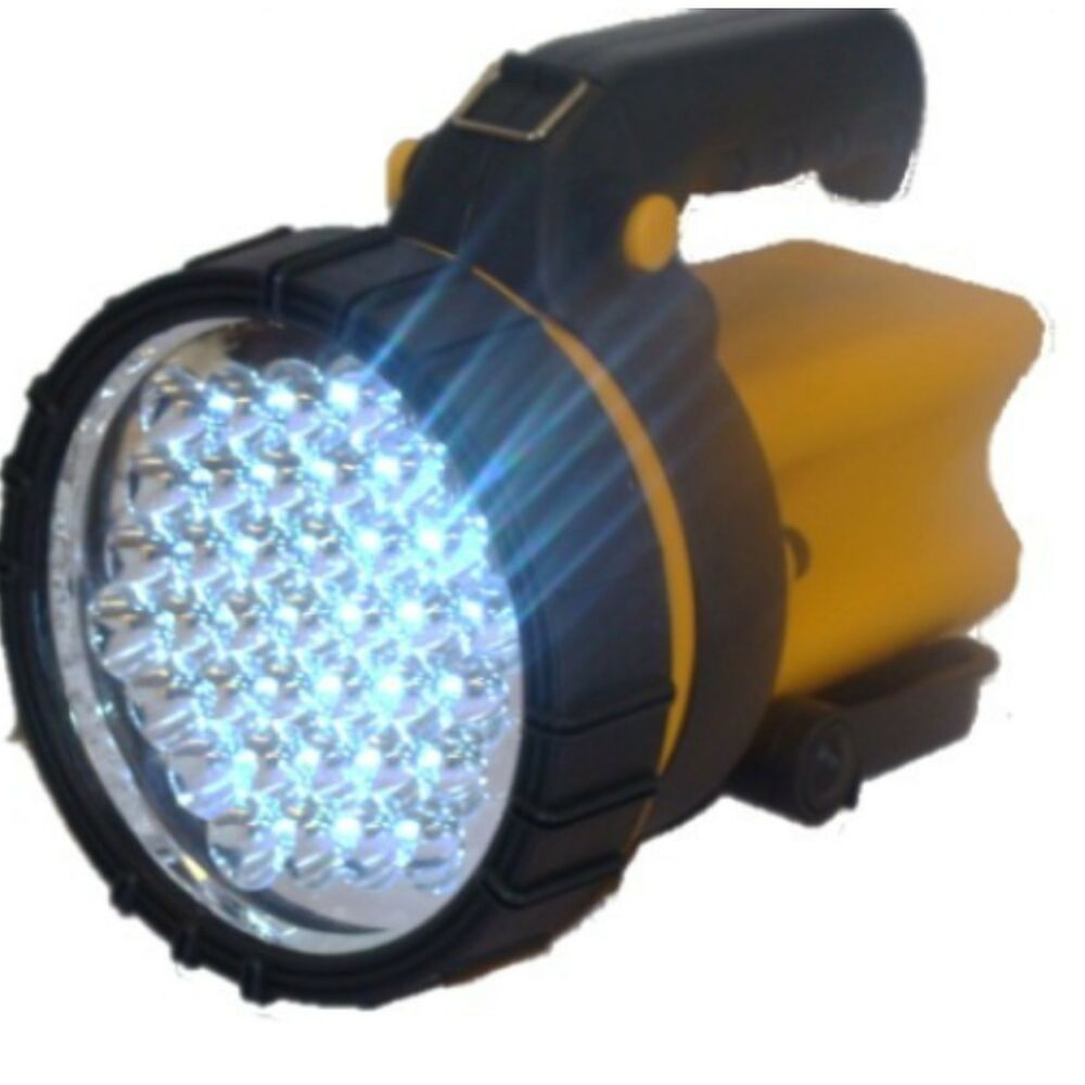 Best Led Work Light Rechargeable