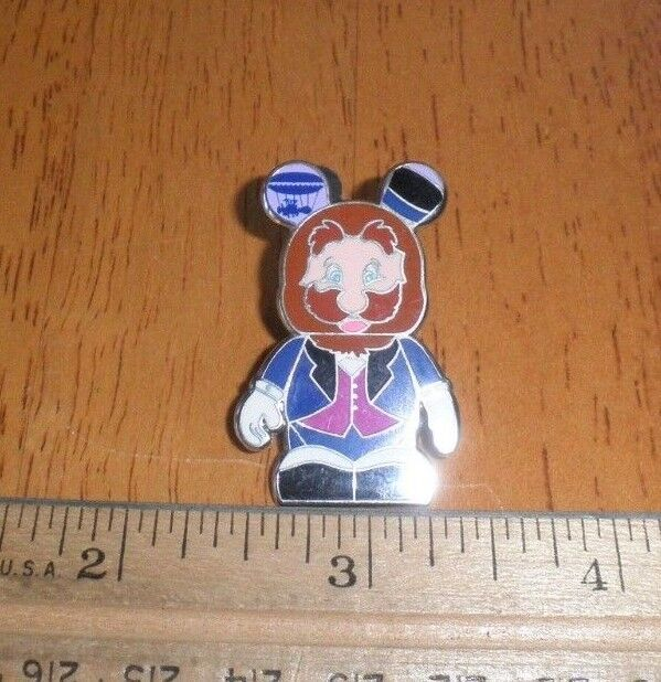 Mickey Mouse Ears On Character Moustache Disney Pin Ebay