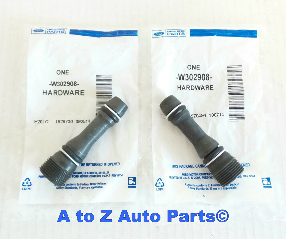 New Ford 6 0 Powerstrokesel High Pressure Fuel Rail