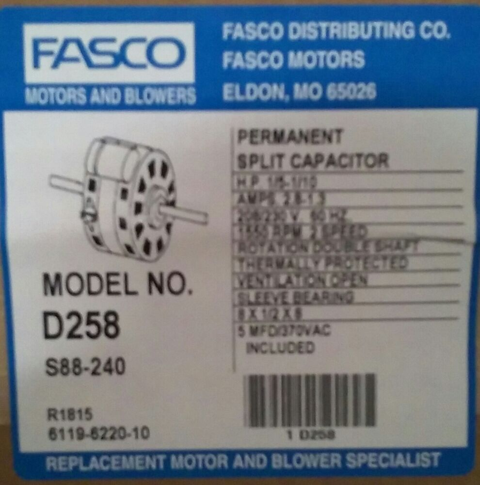 Funky Fasco Motors Motif - Everything You Need to Know About Wiring ...