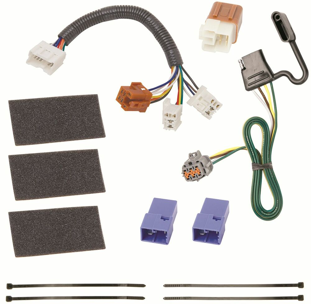 Nissan Frontier Hitch Wiring Kit