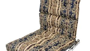 """3"""" Thickness Patio Garden Dining Seat/Back Chair Cushion"""
