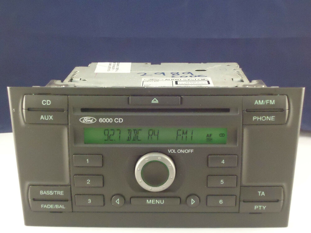 Ford Mondeo Mk3 Stereo