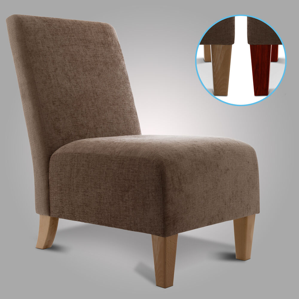 High Back Accent Armchair
