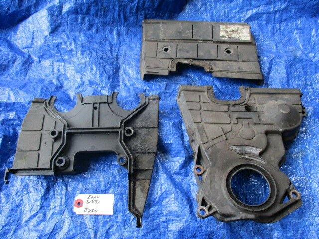 96-01 Acura Integra B18B1 Upper And Lower Timing Cover Set
