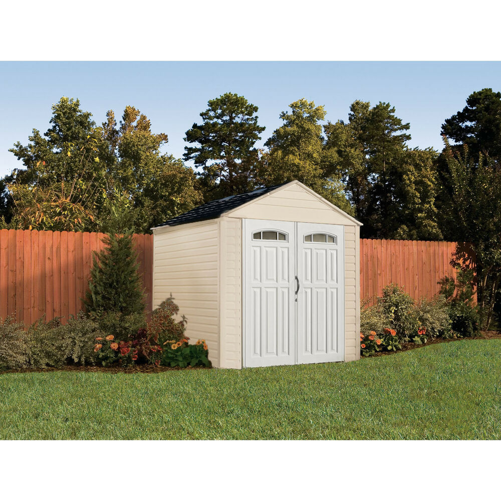 Garden Storage Buildings