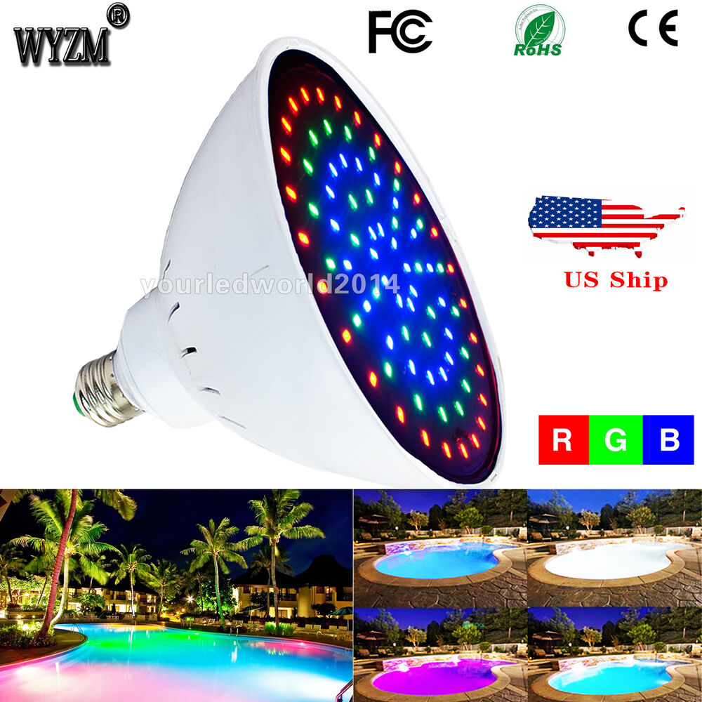 Replace Pool Light Led