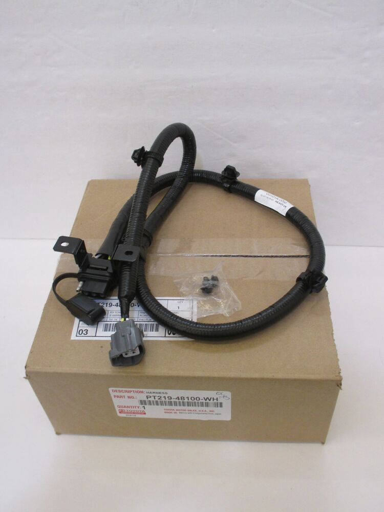 Lexus Oem Factory Tow Wire Harness Rx350 Rx450h