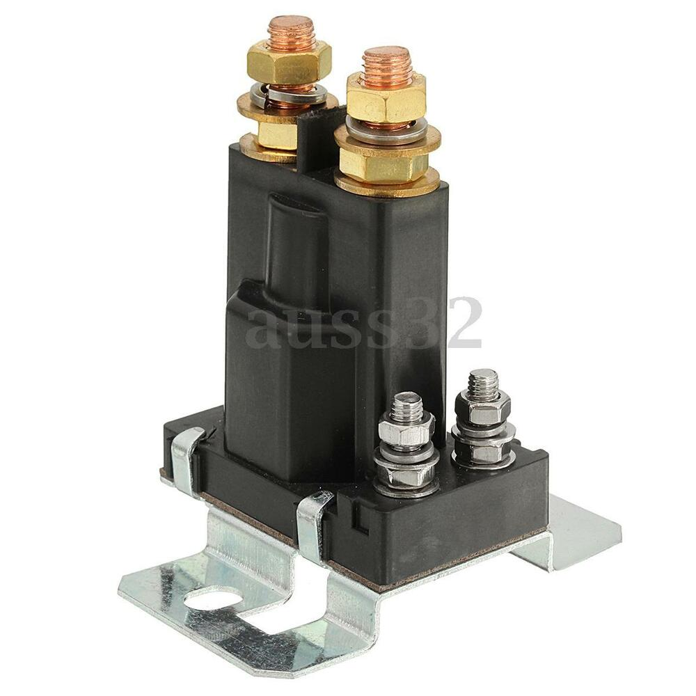 500 Amp Battery Solenoid
