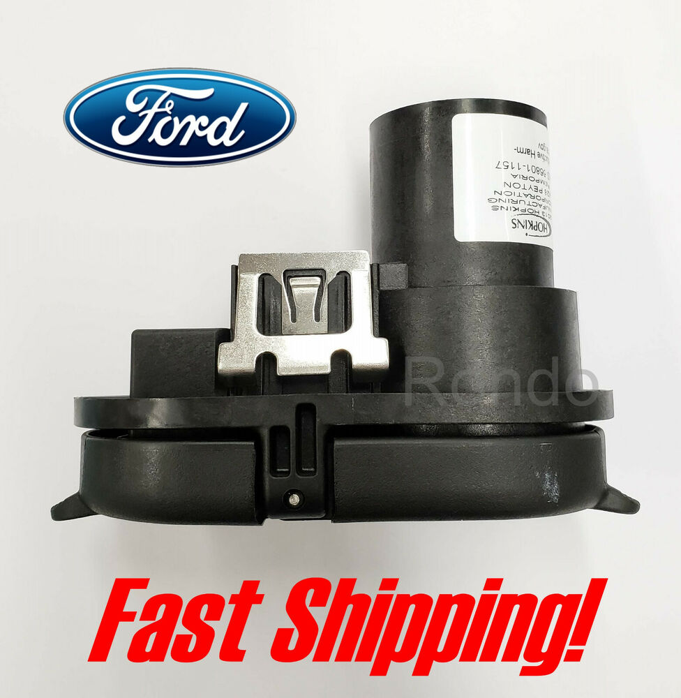 Ford Pollak 0EM Replacement 7 Pin & 4 Pole Trailer Wiring