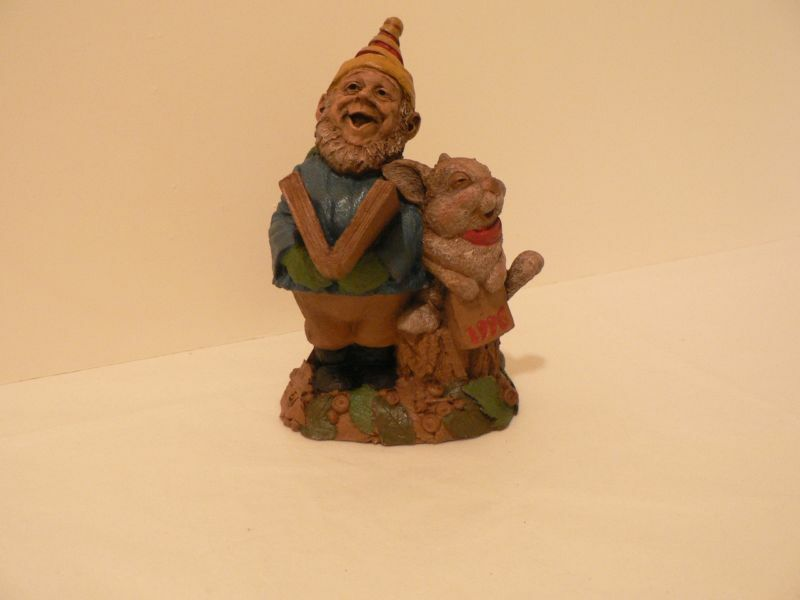 Tom Clark Retired Gnomes
