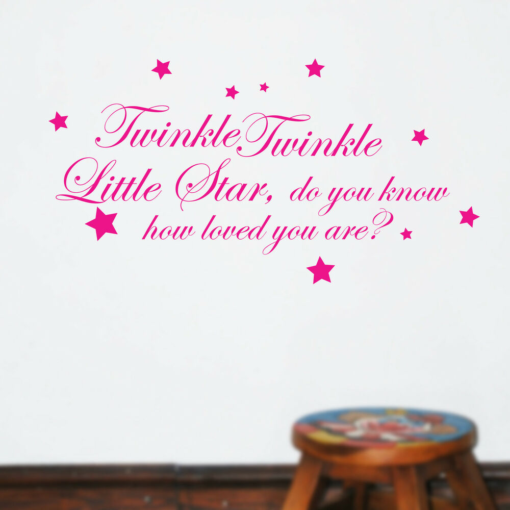 Quotes And Words Wall Stickers