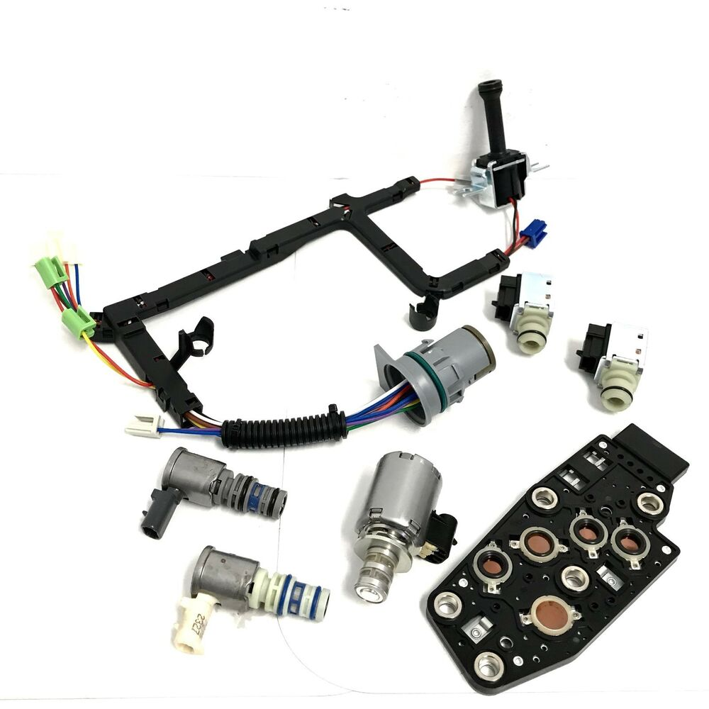 4l60e Solenoid Set Including Wire Harness For Gm