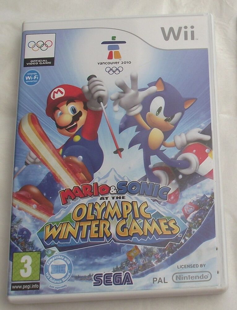 2010 Olympic Winter Games Wii
