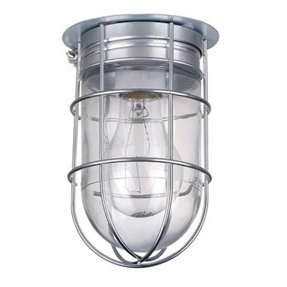 Caged Light Fixtures