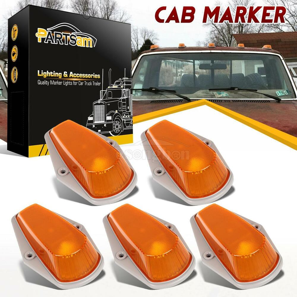 Led Cab Clearance Lights