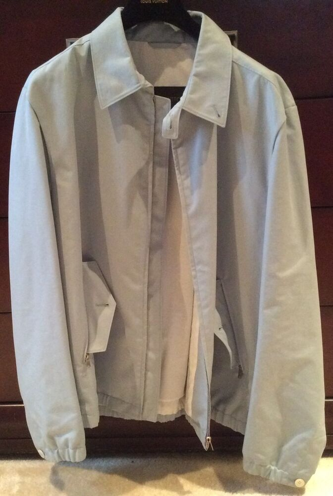 Louis Vuitton Mens Jacket Size 54 EBay