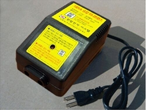 220 Volt 110 Adapter