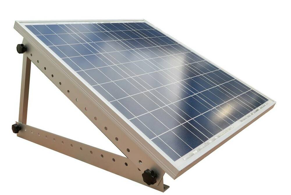 Solar Panel Wall Mounting Kit