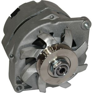 NEW ALTERNATOR Fits 10SI DELCO 1 WIRE HOOKUP 50 AMP 24