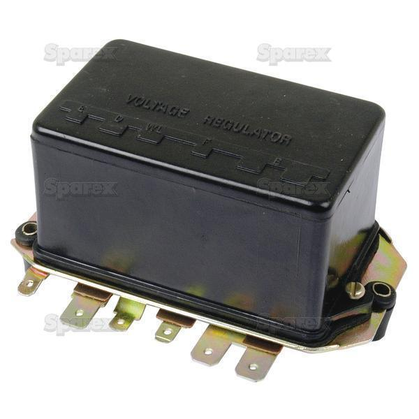 Ford Tractor Voltage Regulator Control Box 65 Gt 22a Lucas