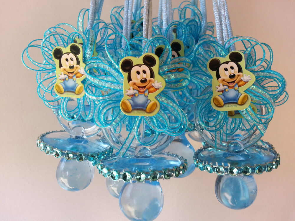 African American Baby Shower Favors