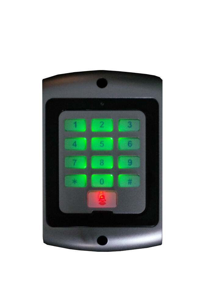 System Keypad Security Wireless