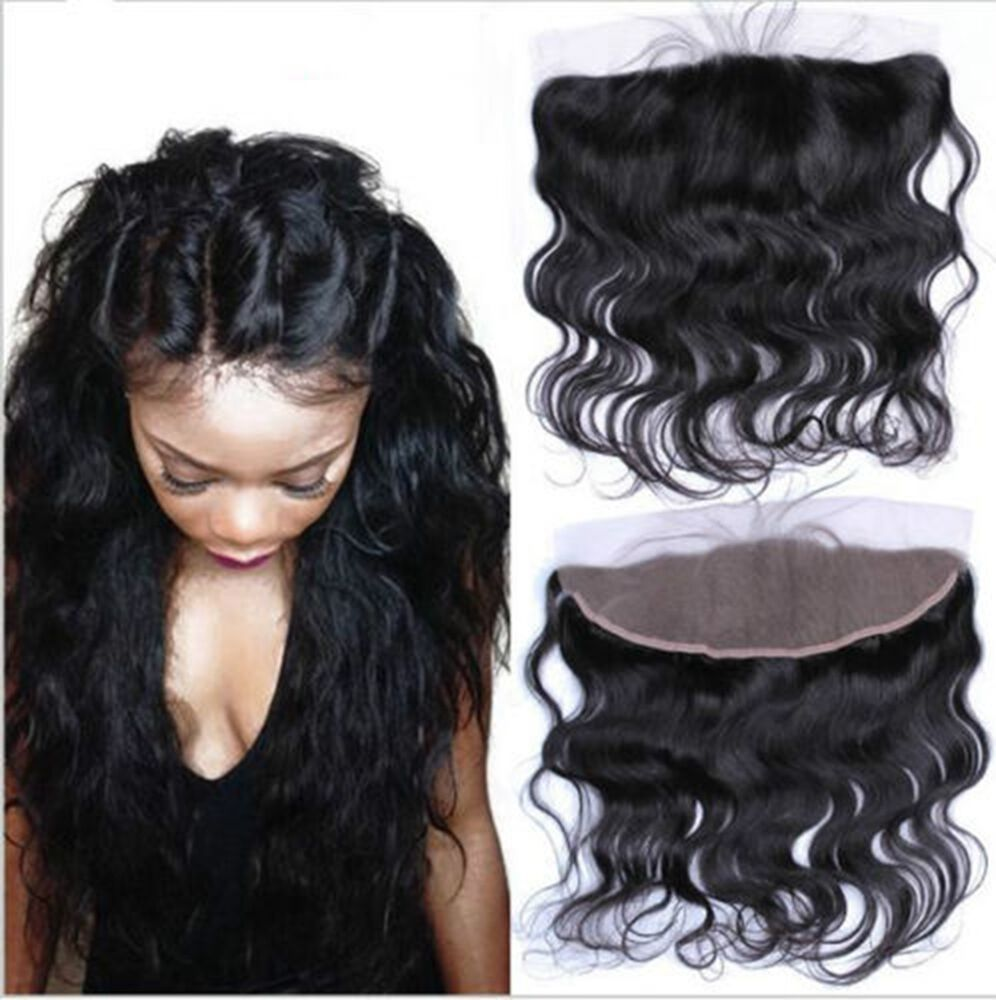 Best Peruvian Lace Frontal Virgin Remy Human Hair Top
