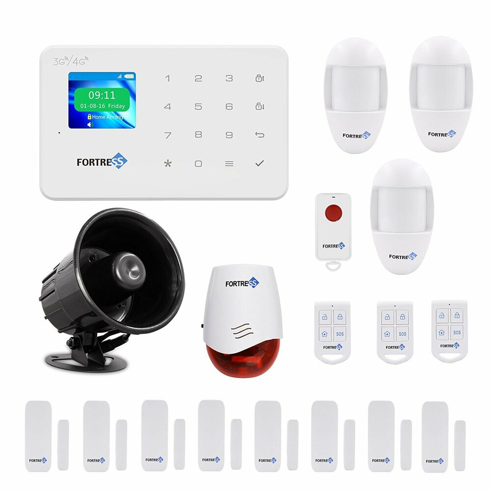 Diy Wireless Security Systems