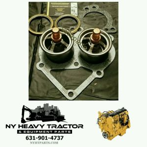 Caterpillar New Replacement Thermostat Kit C15 C15 2477133 2477133 CAT 6NZ MBN | eBay