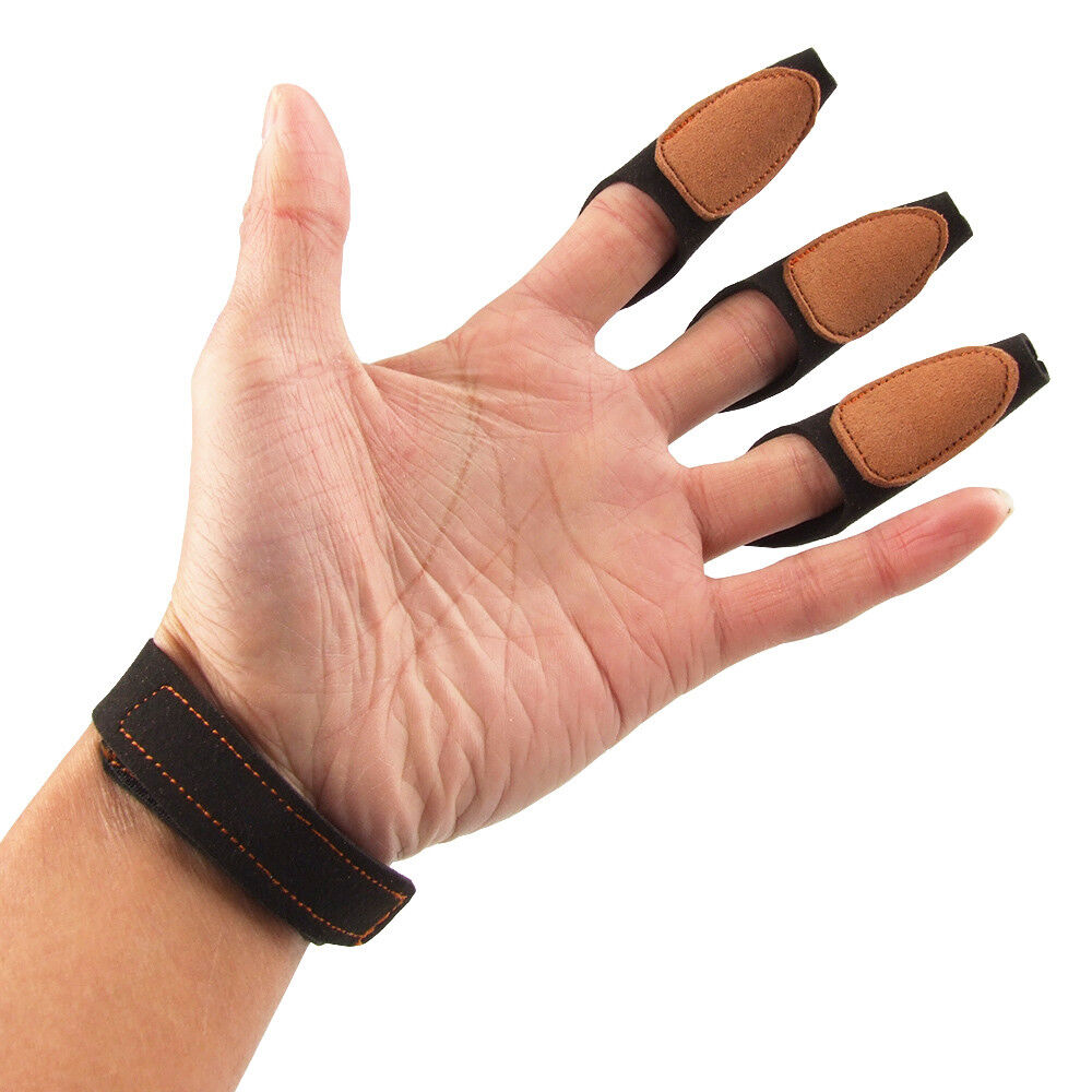 Finger Glove Archery