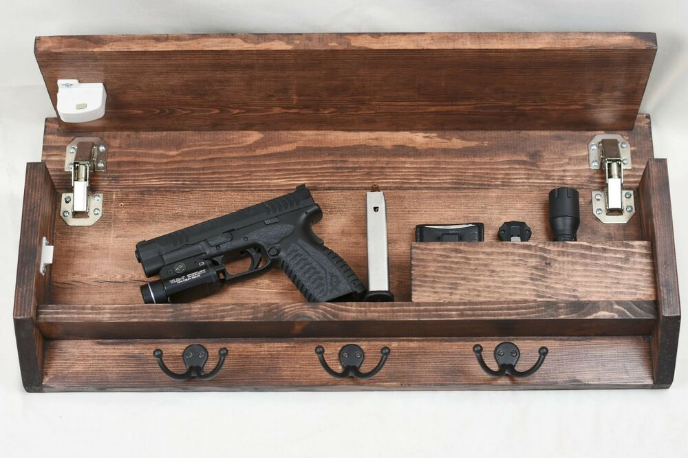 Rustic Furniture Gun Safe