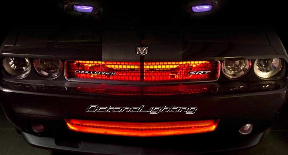 Led Car Grill Lights