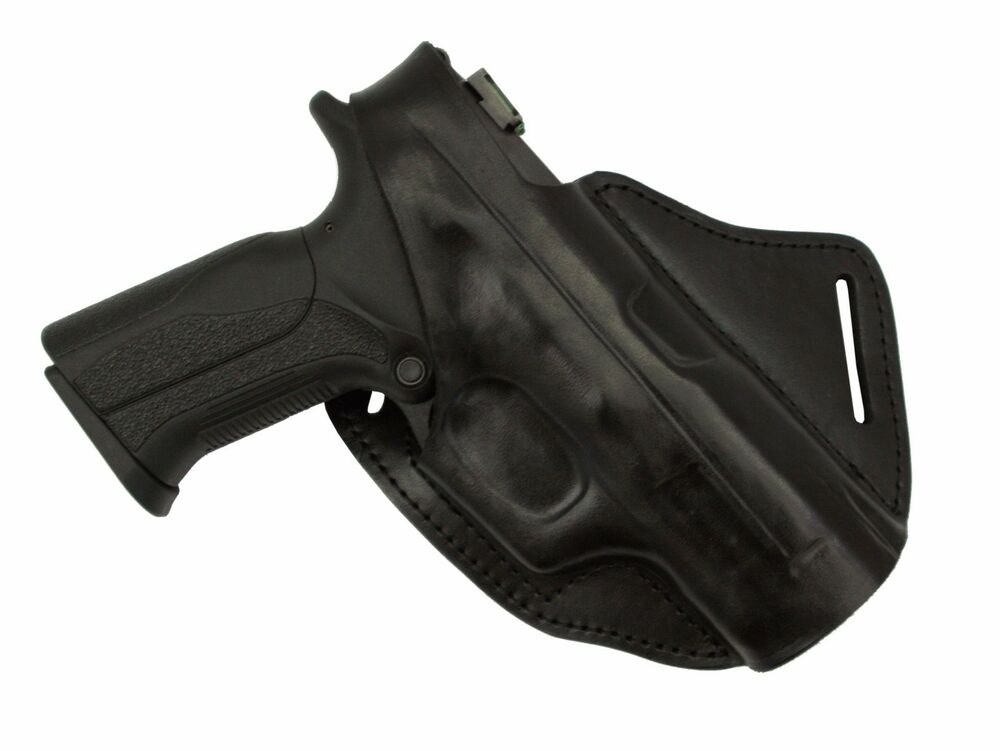 Cross Draw Leather Holsters