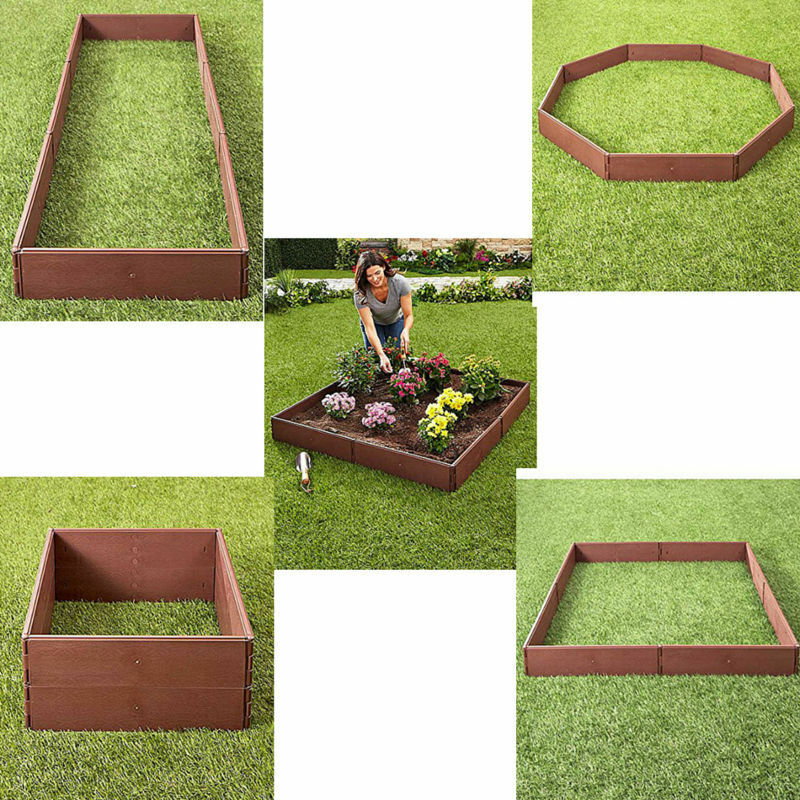 Vegetable Garden Planter Box Kit