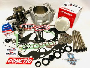 Yamaha Rhino Grizzly 660 CP Hotrods 4mm 102mm 686 Big Bore