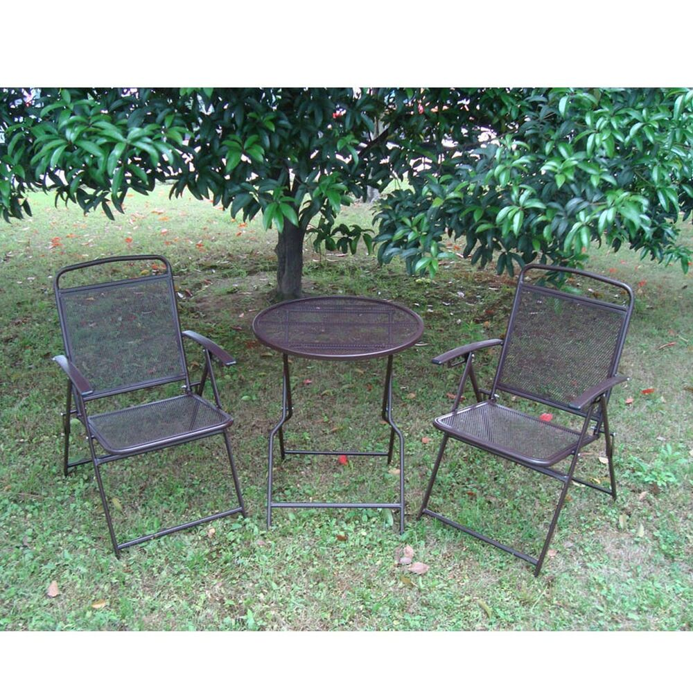 Outside Chair And Table Set