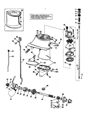 JOHNSON EVINRUDE Manuals & operating guides etec & much