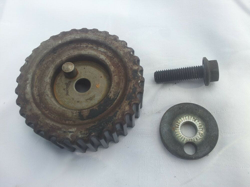 BMW E21 E28 E30 Camshaft Timing Pulley Gear Wheel Tooth