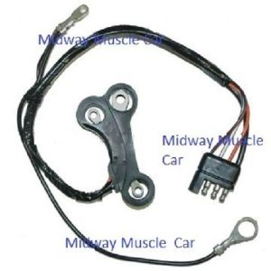 69 Ford Mustang Mercury Cougar VOLTAGE REGULATOR TO